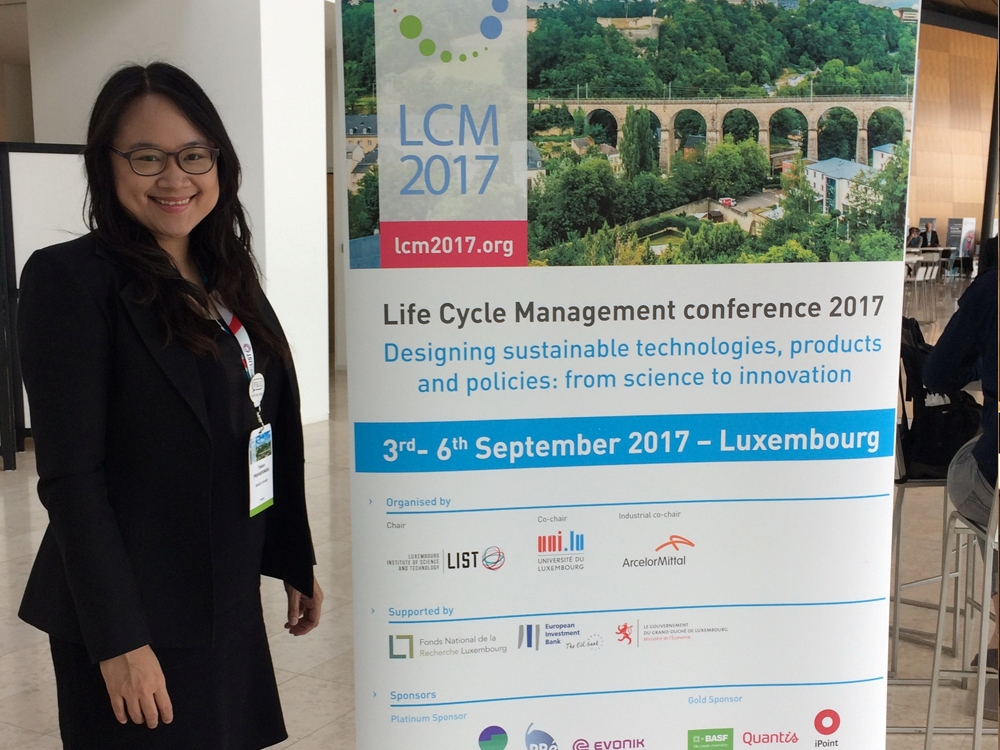 Mahidol EcoLab at LCM 2017 under support by the European
